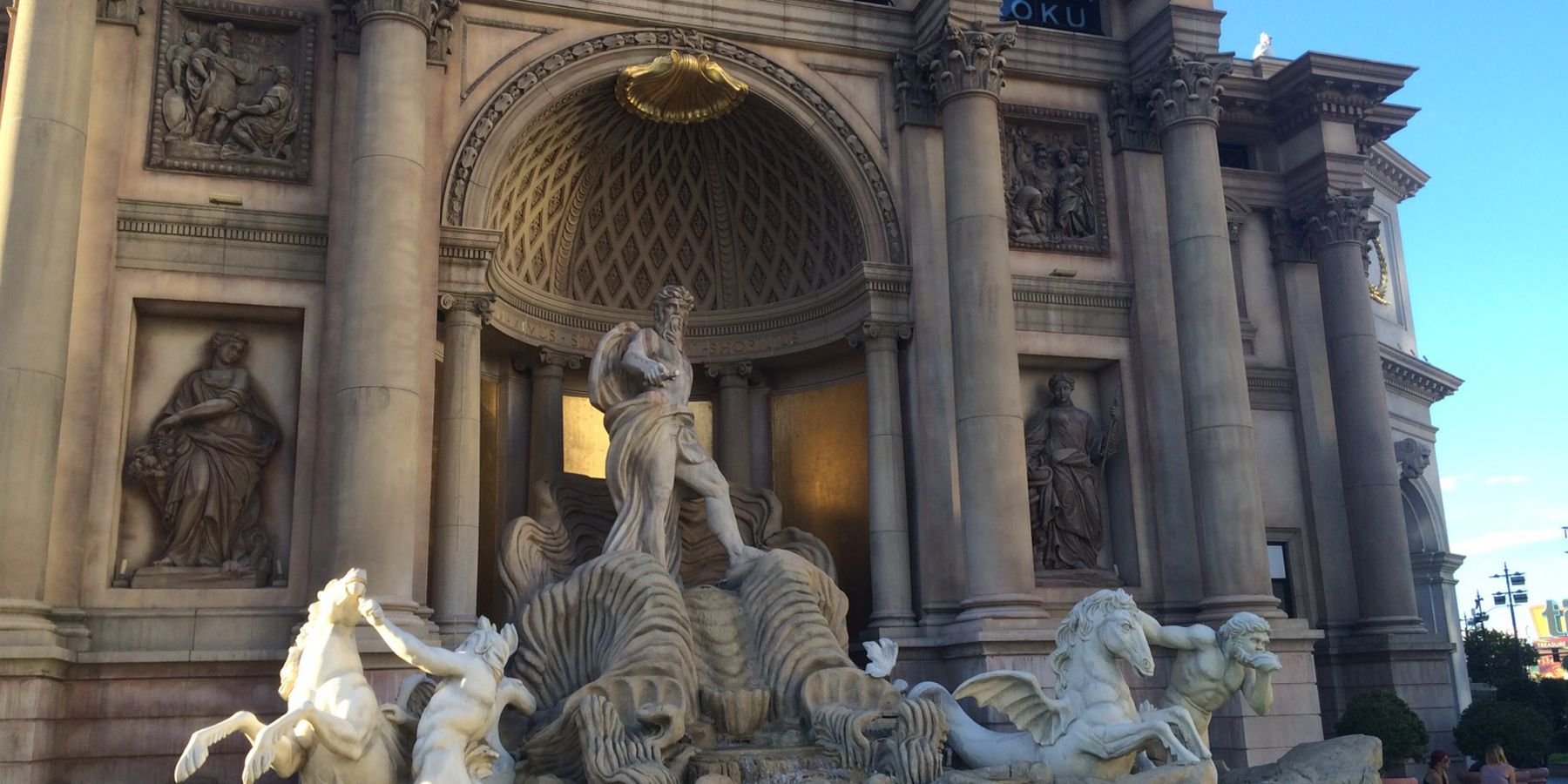 Caesars Palace - Hotel - Las Vegas - Nevada - Doets Reizen