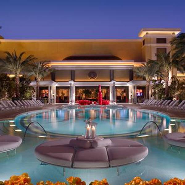 Wynn Hotel Las Vegas - zwembad