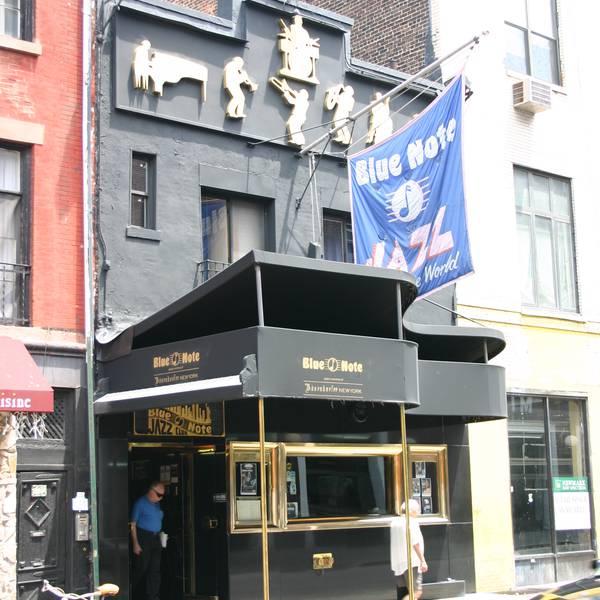 Blue Note Jazz Club - New York - Doets Reizen