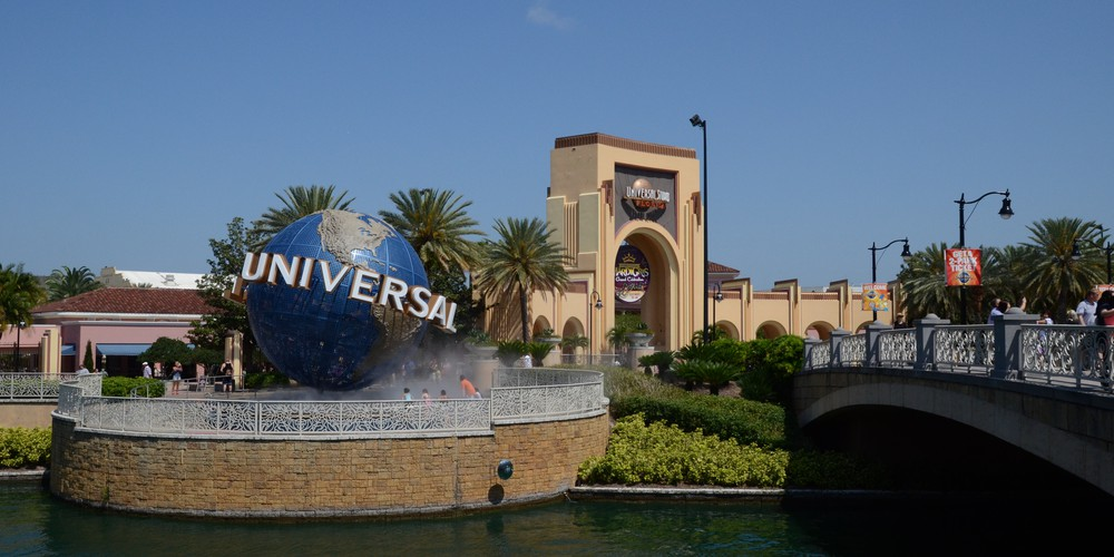Universal City Walk Orlando Florida