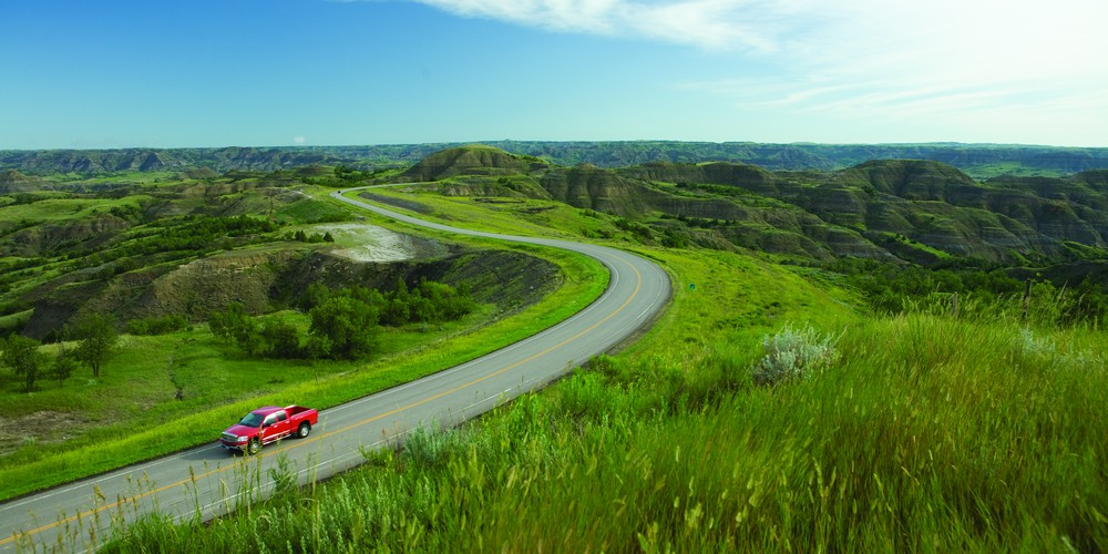 Theodore Roosevelt National Park - North Dakota - Amerika - Doets Reizen