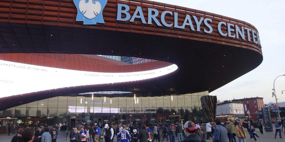 Barclays Center - New York -  Doets Reizen