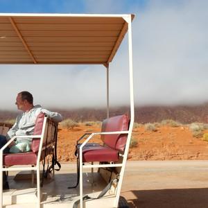 Een jeeptour door Monument Valley - Dag 21 - Foto