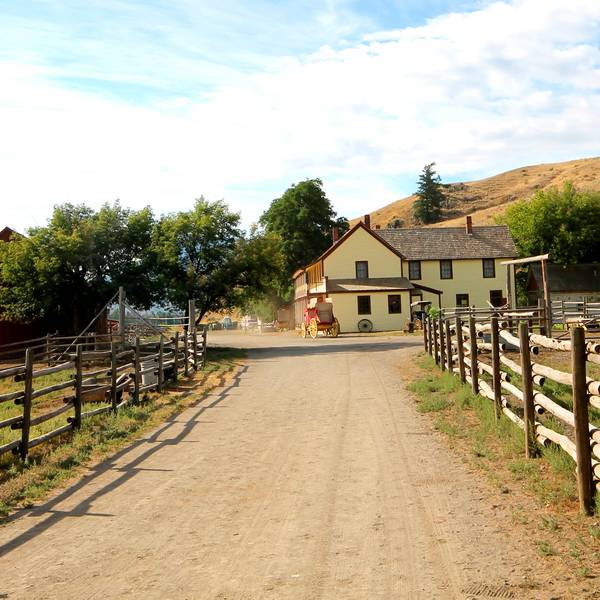 Historic Hat Creek Ranch, sfeerimpressie