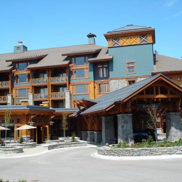 Nita Lake Lodge - exterior