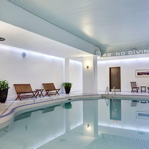 Hilton Saint John Pool