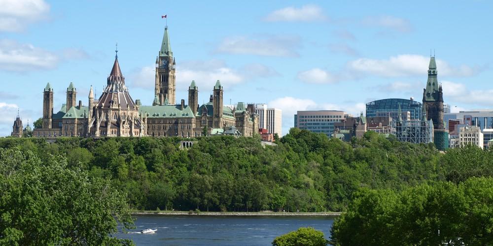 Parlaiment Hill - Ottawa - Ontario - Canada - Doets Reizen