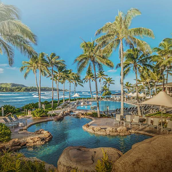 Turtle Bay Resort Swimmingpool