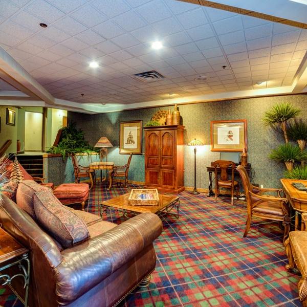 Grand Vista Hotel - lobby1
