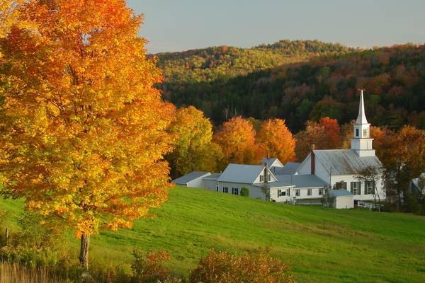 India Summer Vermont - Amerika - Doets Reizen
