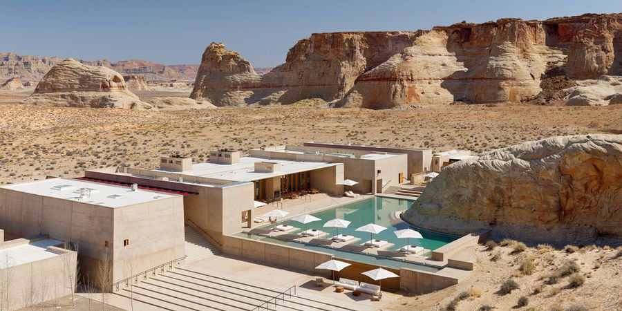 Amangiri Resort - Page - Arizona - Doets Reizen