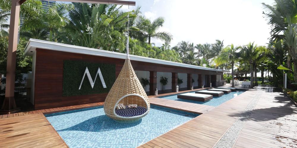 Miami Beach Florida Marseilles Hotel