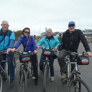 Bike the bridge - Dag 3 - Foto