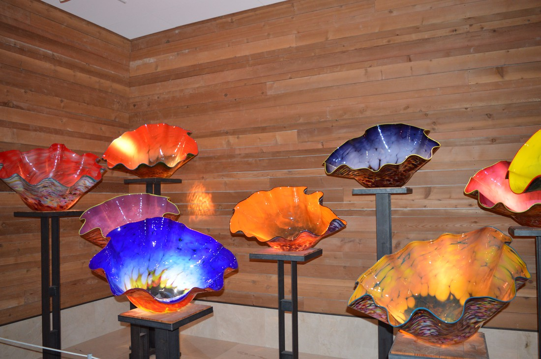 Chihuly Collection - St. Pete Beach - Florida - Doets Reizen