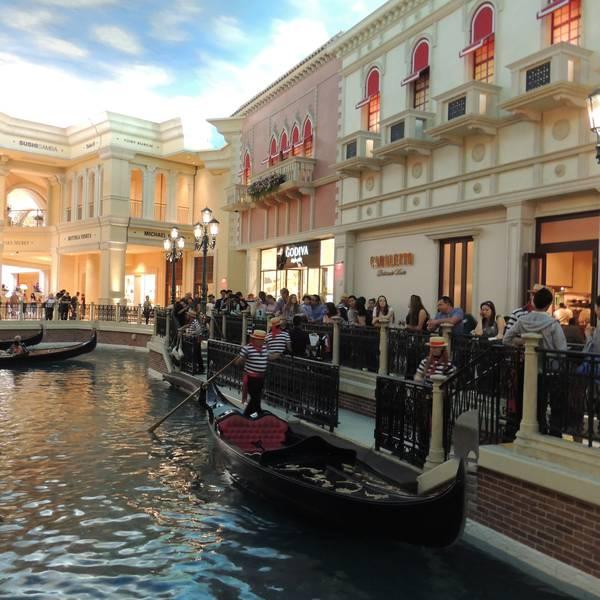 The Venetian - Hotel - Las Vegas - Nevada - Doets Reizen