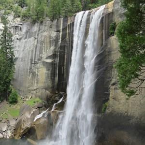 Yosemite waterval - Dag 19 - Foto