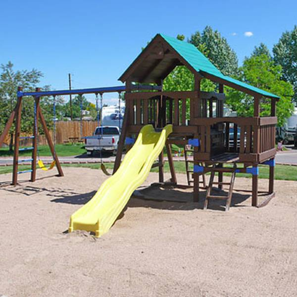 Dakota Ridge RV Park - speeltuin