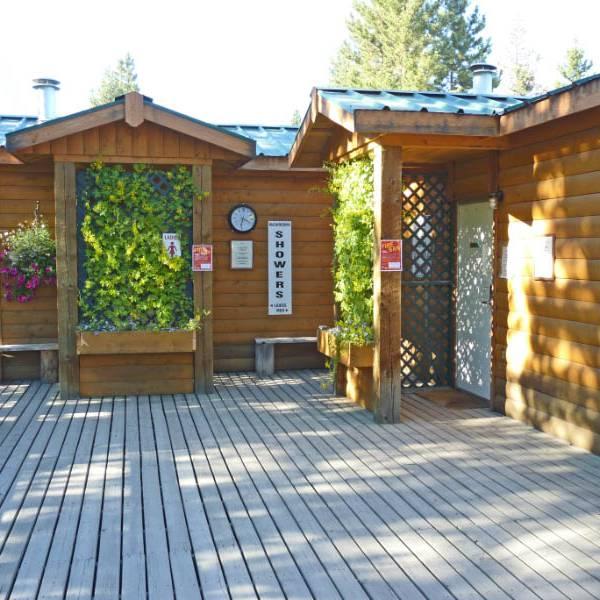Hi Country RV Park, faciliteiten op de camping