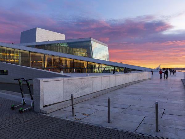 Operahuis Oslo - Doets Reizen - Vakantie Noorwegen - Credit VisitOslo