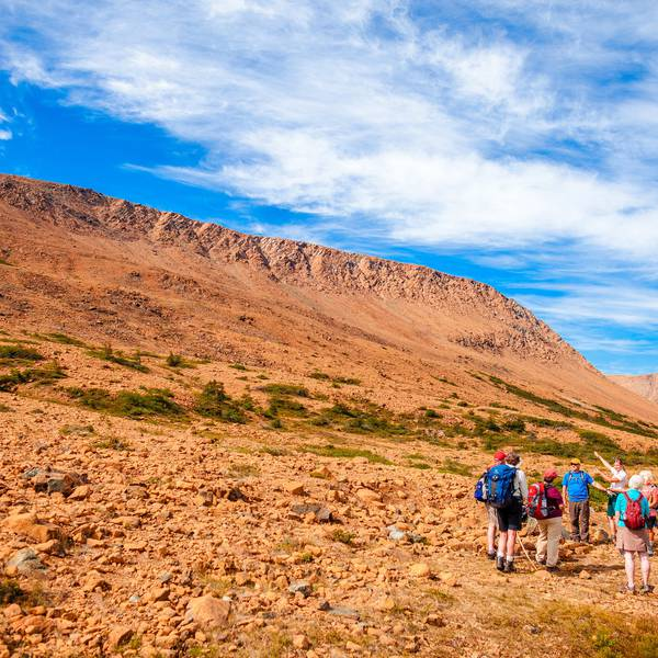 Tablelands - Gros Morne National Park - Newfoundland & Labrador - Canada - Doets Reizen