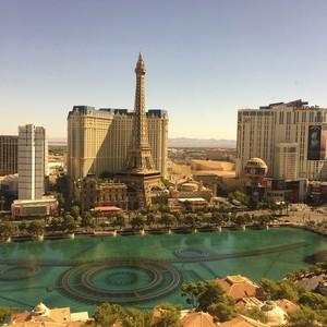 Hptel Bellagio Las Vegas - Dag 6 - Foto