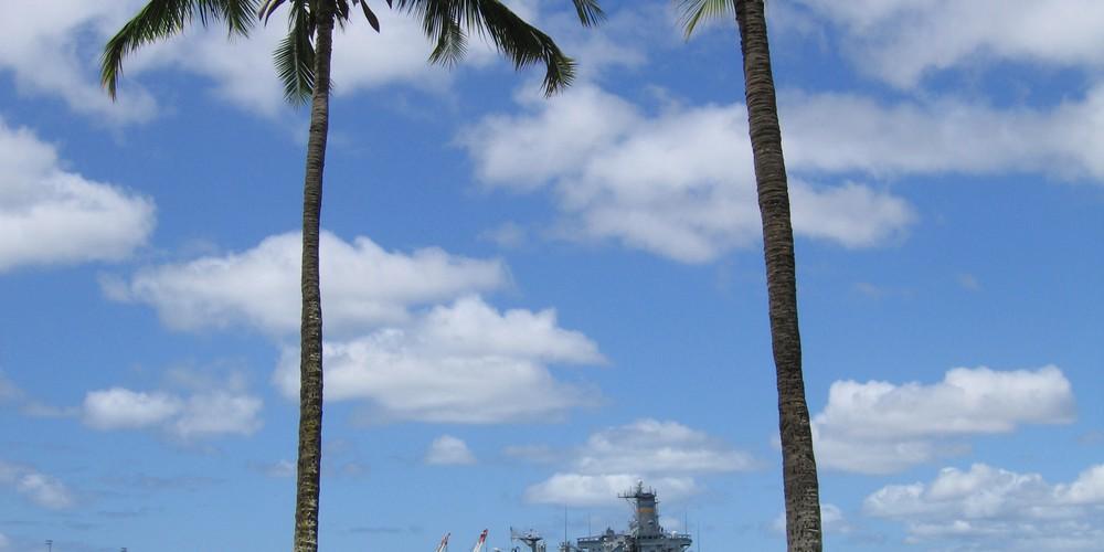 Pearl Harbor - Oahu - Hawaii - Doets Reizen