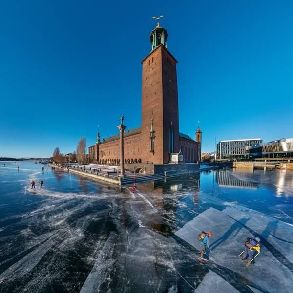 Droomreis Zweden&Noorwegen deluxe Winter -