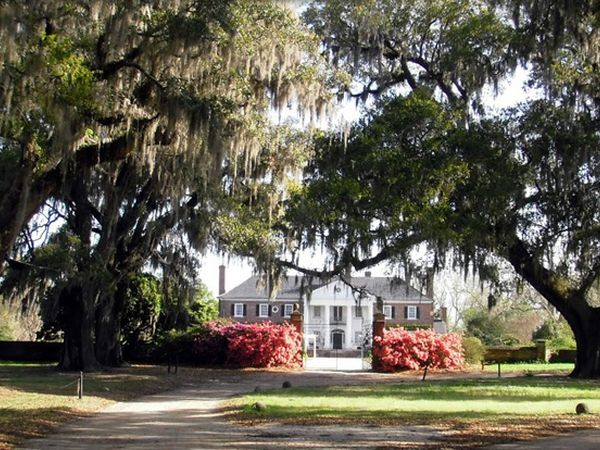 Boone Hall Plantation - Charleston - South Carolina - Amerika - Doets Reizen