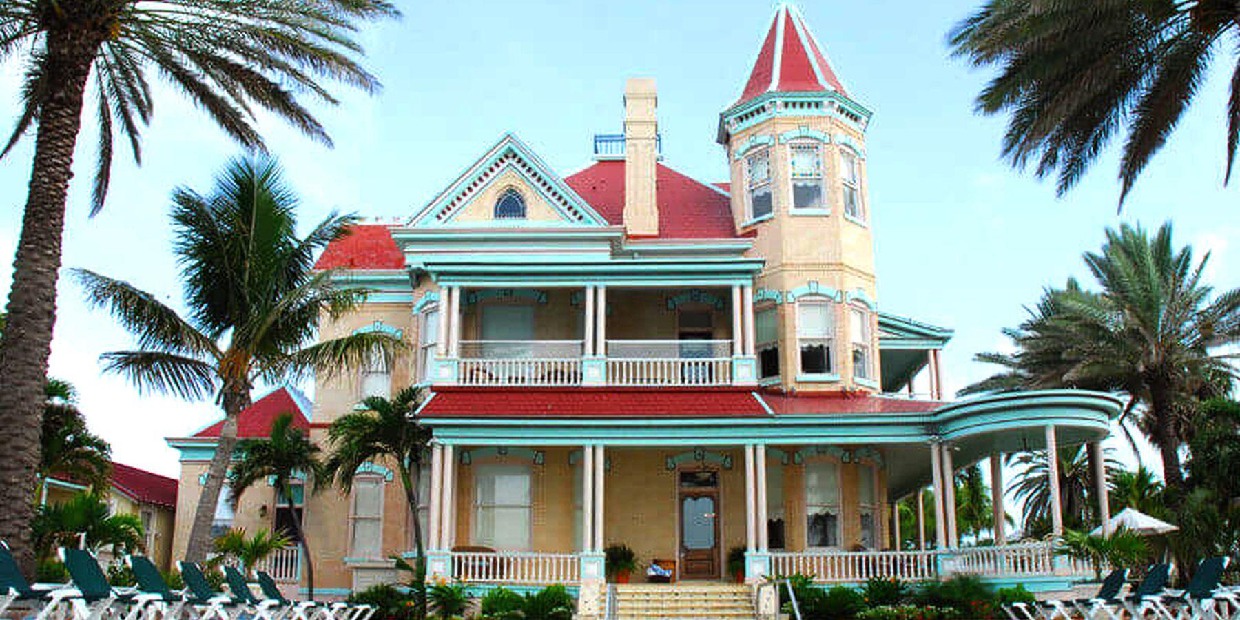 Southern Most House - Key West - The Keys - Florida - Doets Reizen