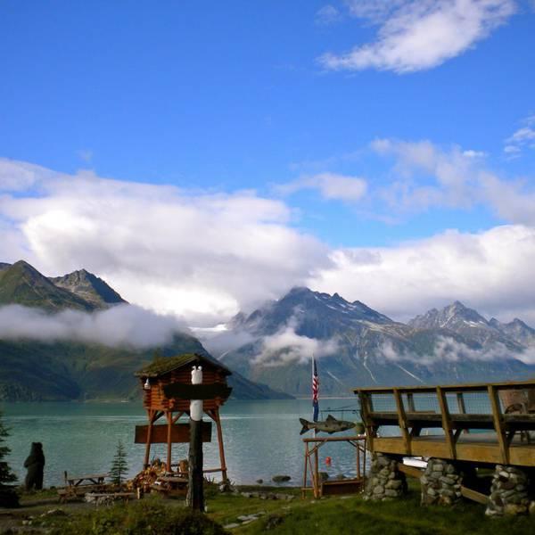 Redoubt Lodge - Redoubt Bay - Alaska - Doets Reizen