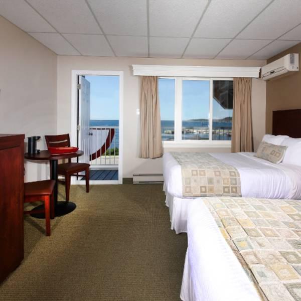 Ocean View Hotel uitzicht