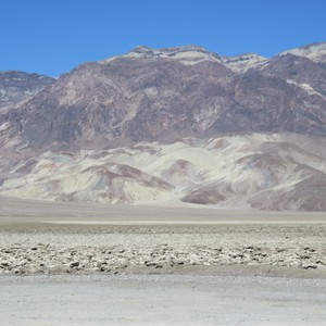 Hot, hotter, hottest in Death Valley - Dag 16 - Foto