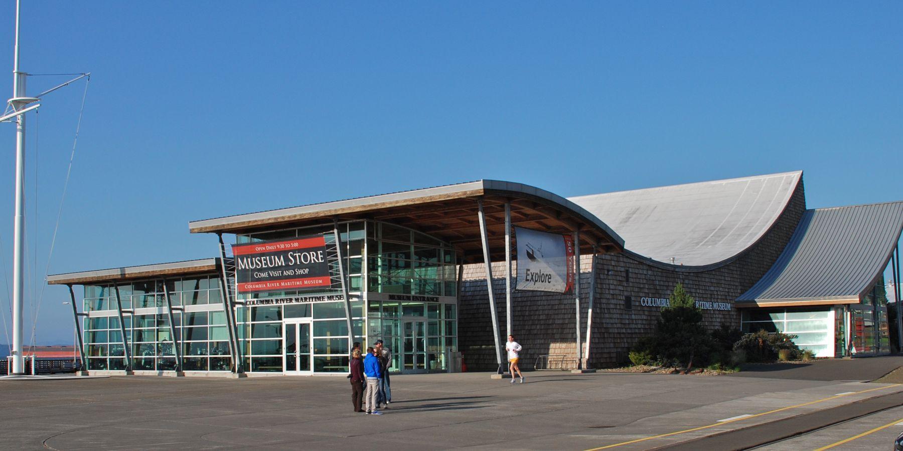 River Maritime Museum - Astoria - Oregon - Doets Reizen