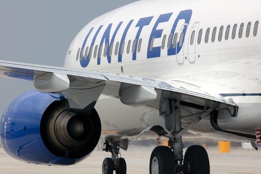 United Airlines - Doets Reizen