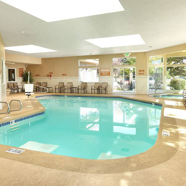 Crystal Inn Salt lake City - Pool