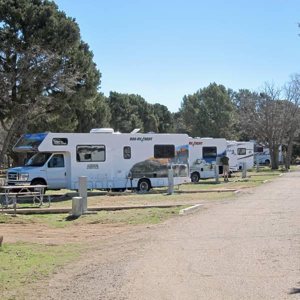 Trailer Village - Zeer ruime camperplaatsen