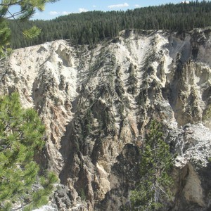 13-6 Yellowstone Old Faithfull - Dag 14 - Foto