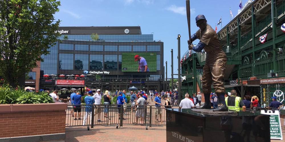 Honkbal - Sport - Chicago - Illinois - Doets Reizen
