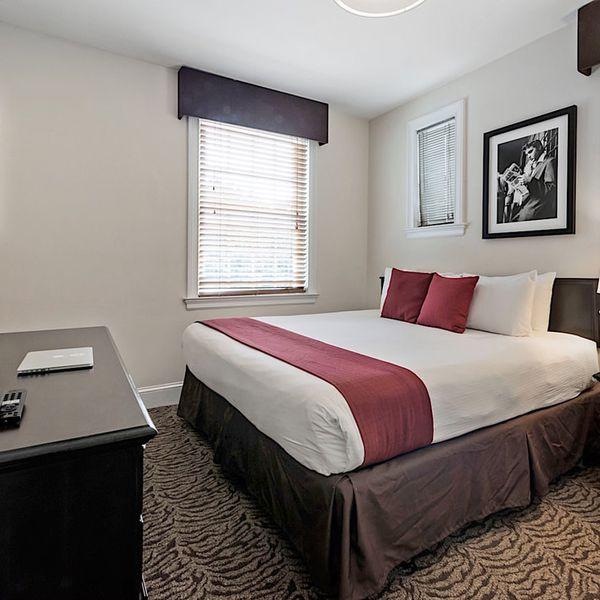 Artmore Hotel - Kamer