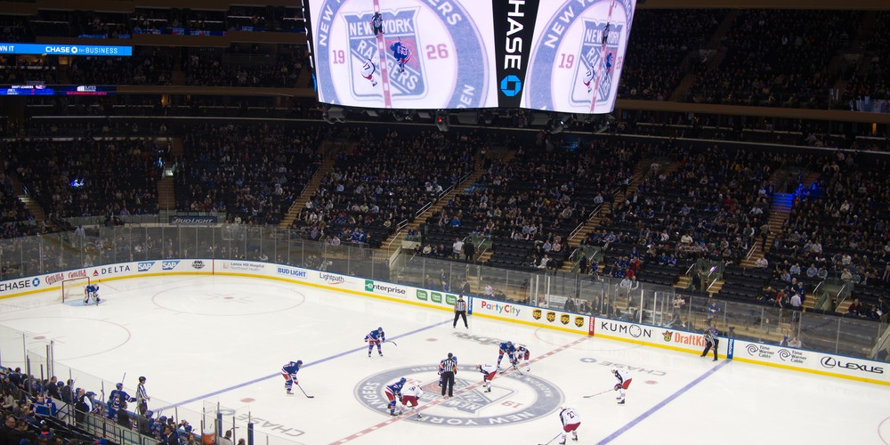 Hockey in New York City - Doets Reizen