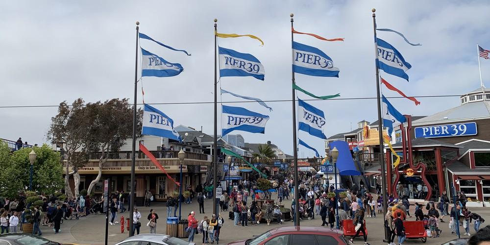 Pier 39 - San Francisco - California - Amerika - Doets Reizen