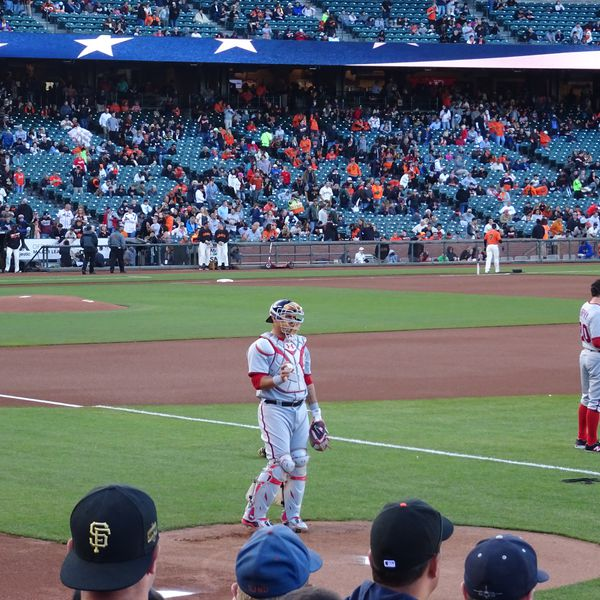 SF Giants (honkbal), San Francisco