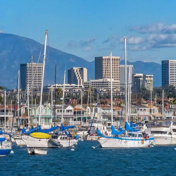 Newport Beach - Los Angeles - California - Amerika - Doets Reizen