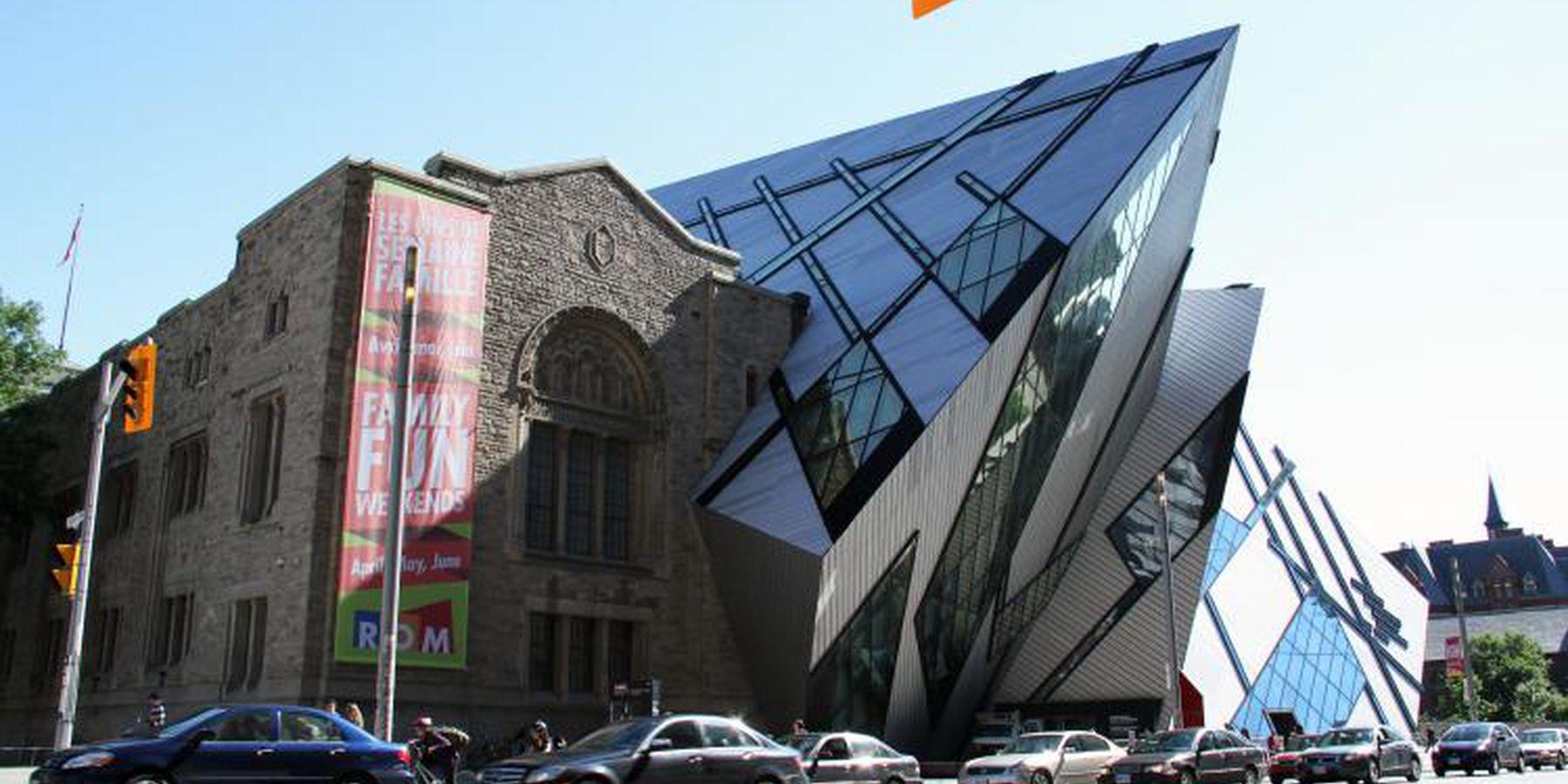 ROM Museum - Toronto - Ontario - Canada - Doets Reizen