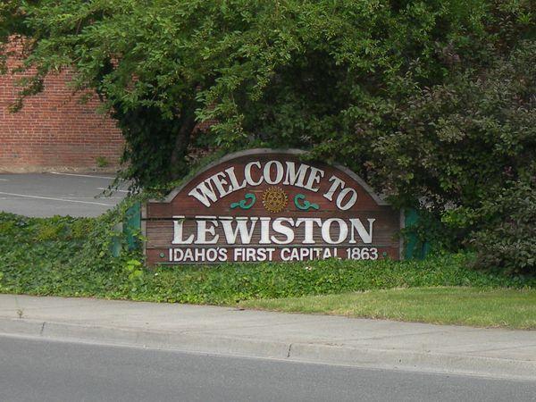 Lewiston - Idaho - Amerika - Doets Reizen