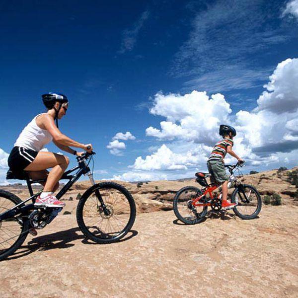 Mountainbiken in Moab - Utah - Doets Reizen