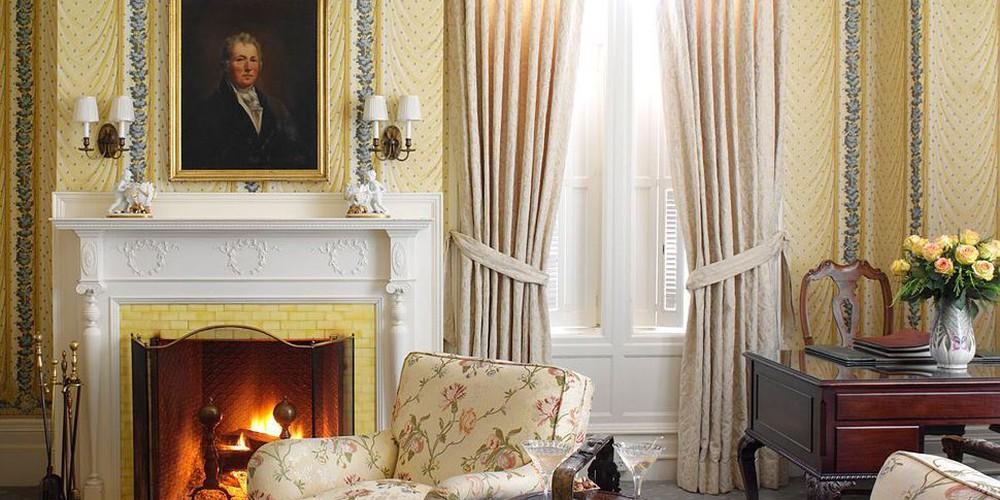 Blantyre Hotel - Lee - The Berkshires - Massachusetts - Doets Reizen