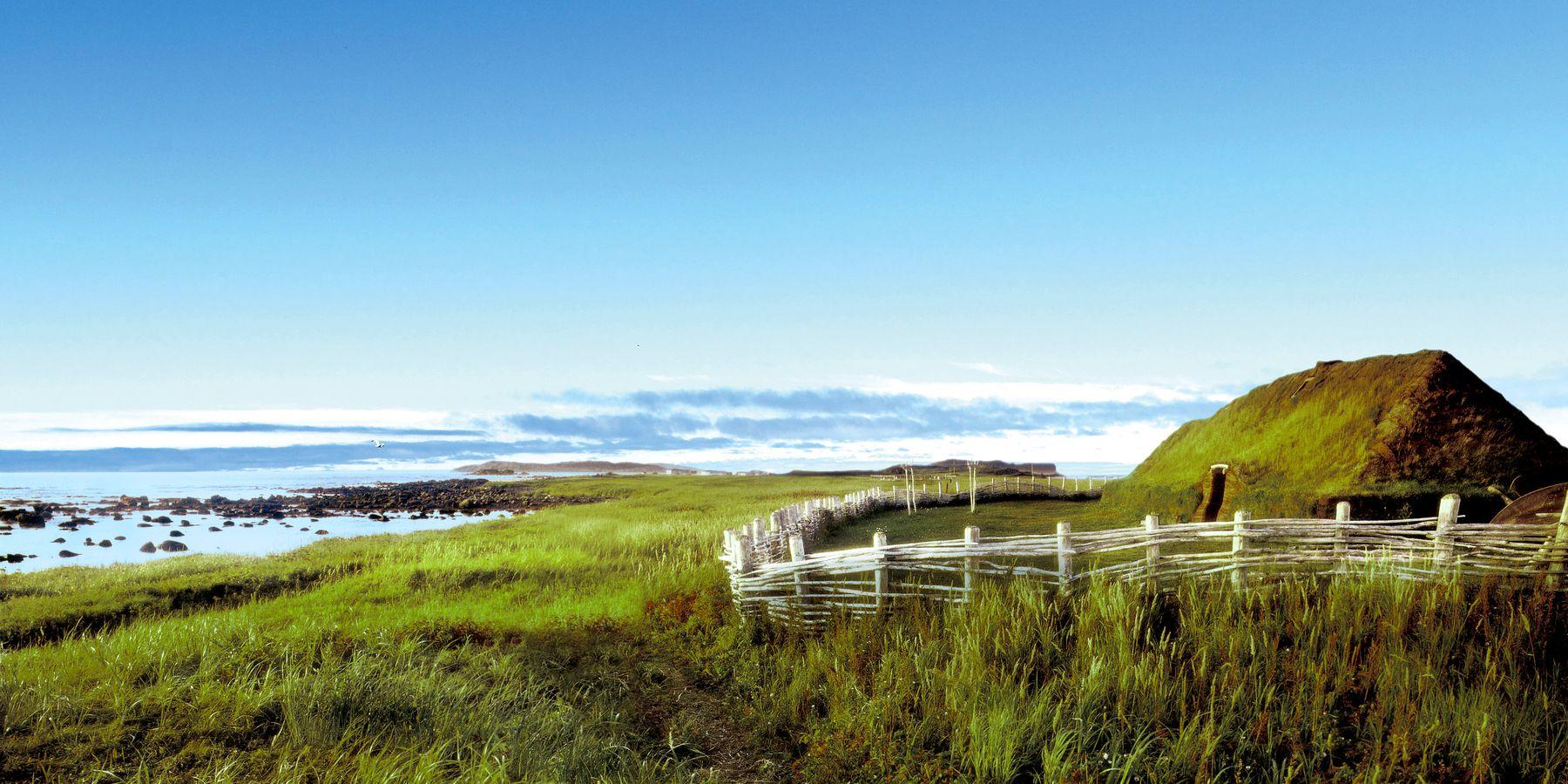 L'Ans aux Meadows - Newfoundland & Labrador - Canada - Doets Reizen