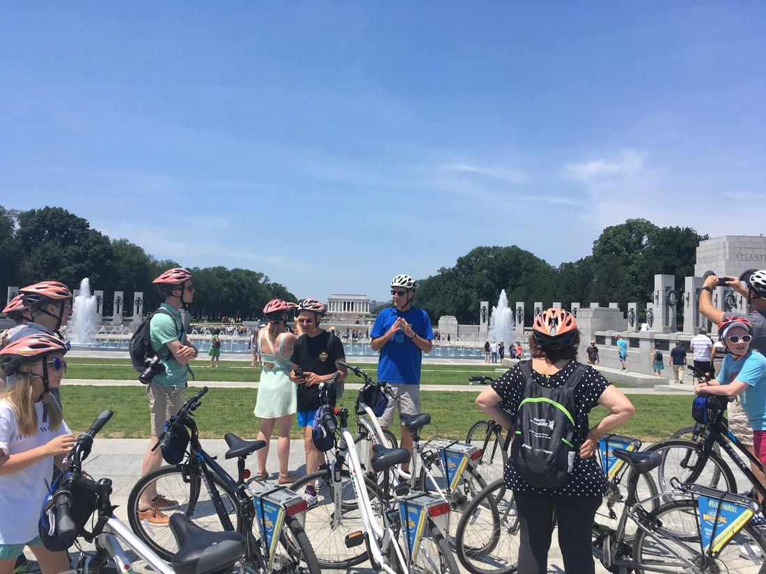 Fietsen - Washington D.C. - Doets Reizen
