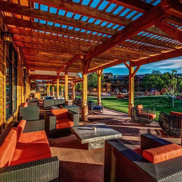 Desert Rose Inn - Garden